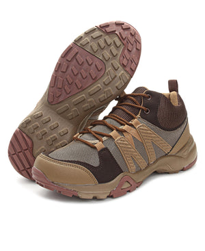Men's Hiker Boot Sneakers - Brown