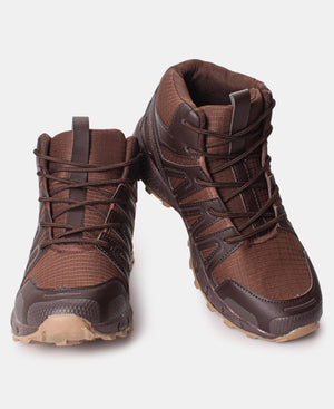 Men's Hiker Boots - Choc