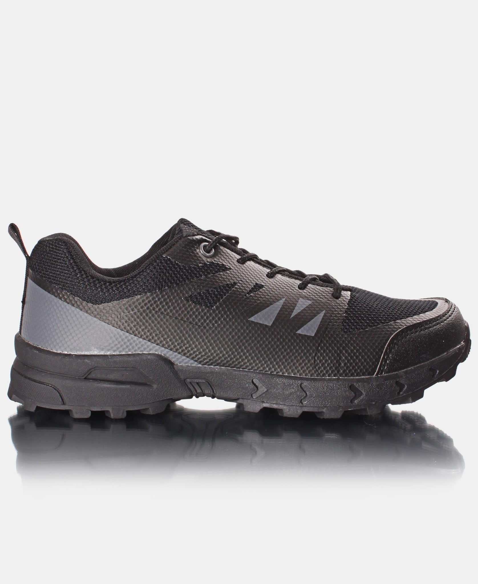 Men's Hiker Mono Sneakers - Black