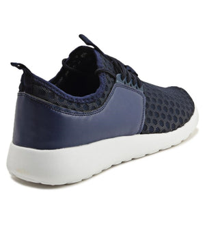 Honeycomb - Navy