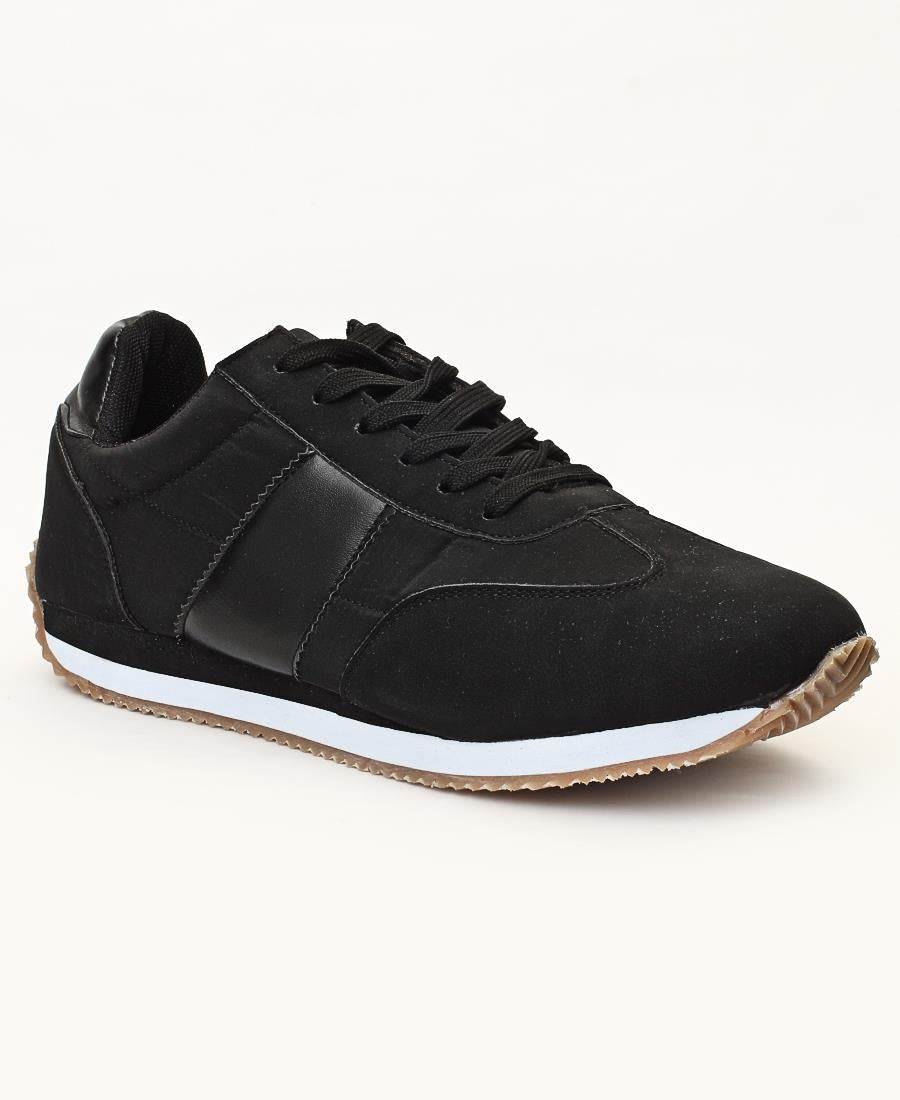 Men's Hugo Sneakers - Black