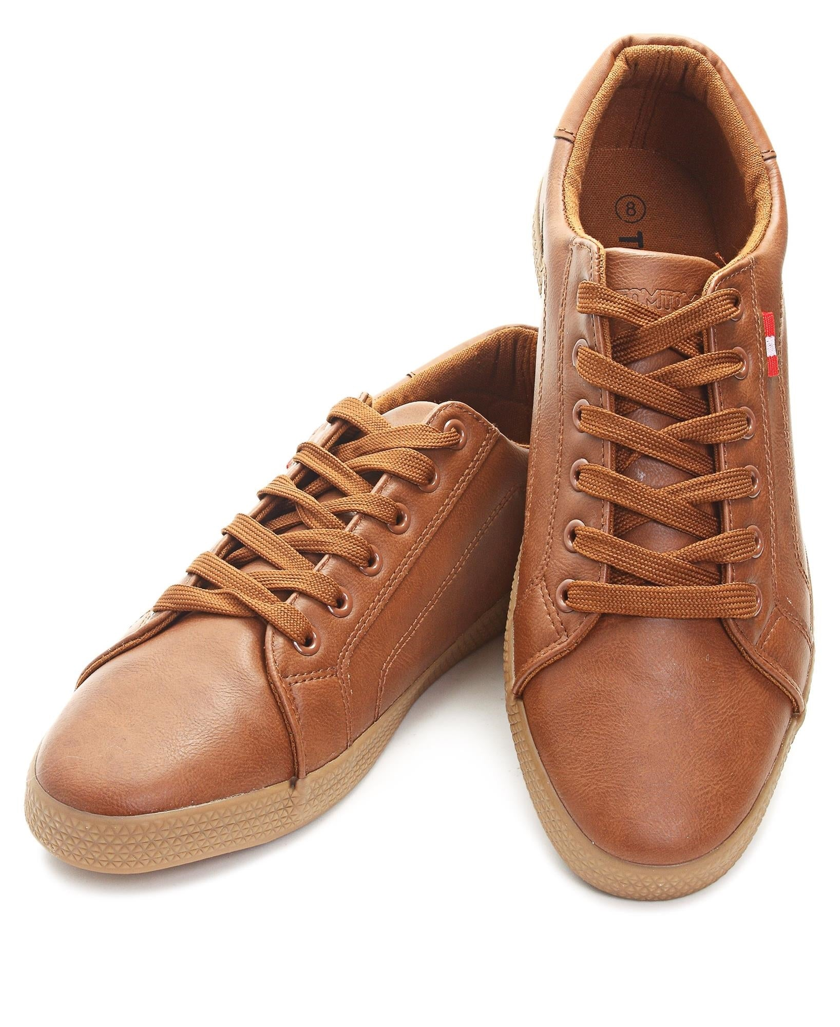 Men's Light Sneakers - Tan
