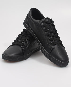Men's Light Low Sneakers - Black