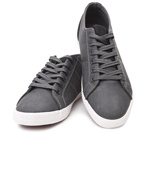 Men's Light Print Sneakers - Grey
