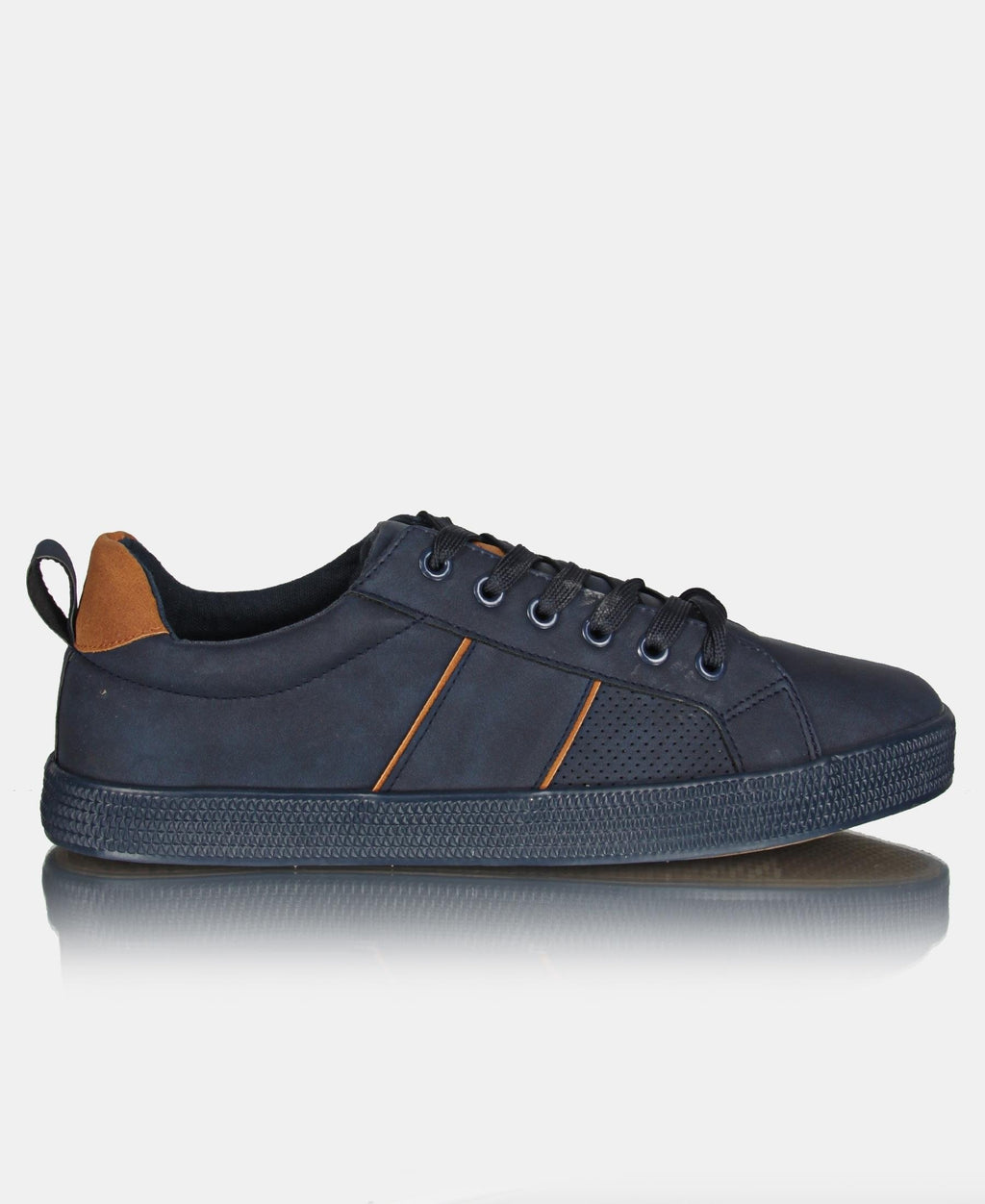 Men's Light Stripe Update Sneakers - Navy