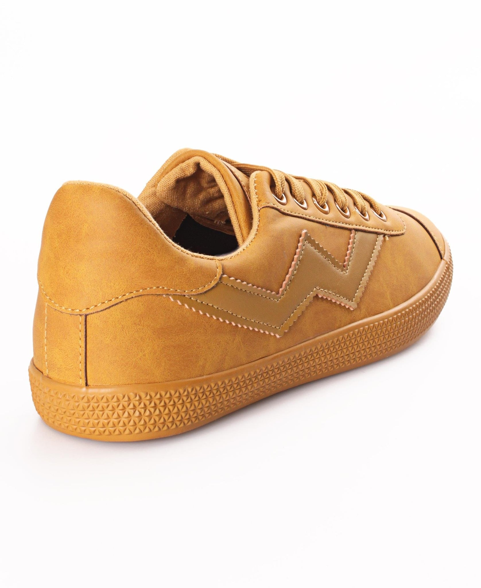 Men's Light Sneakers - Mustard