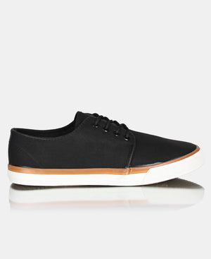 Men's Luciano Sneakers - Black