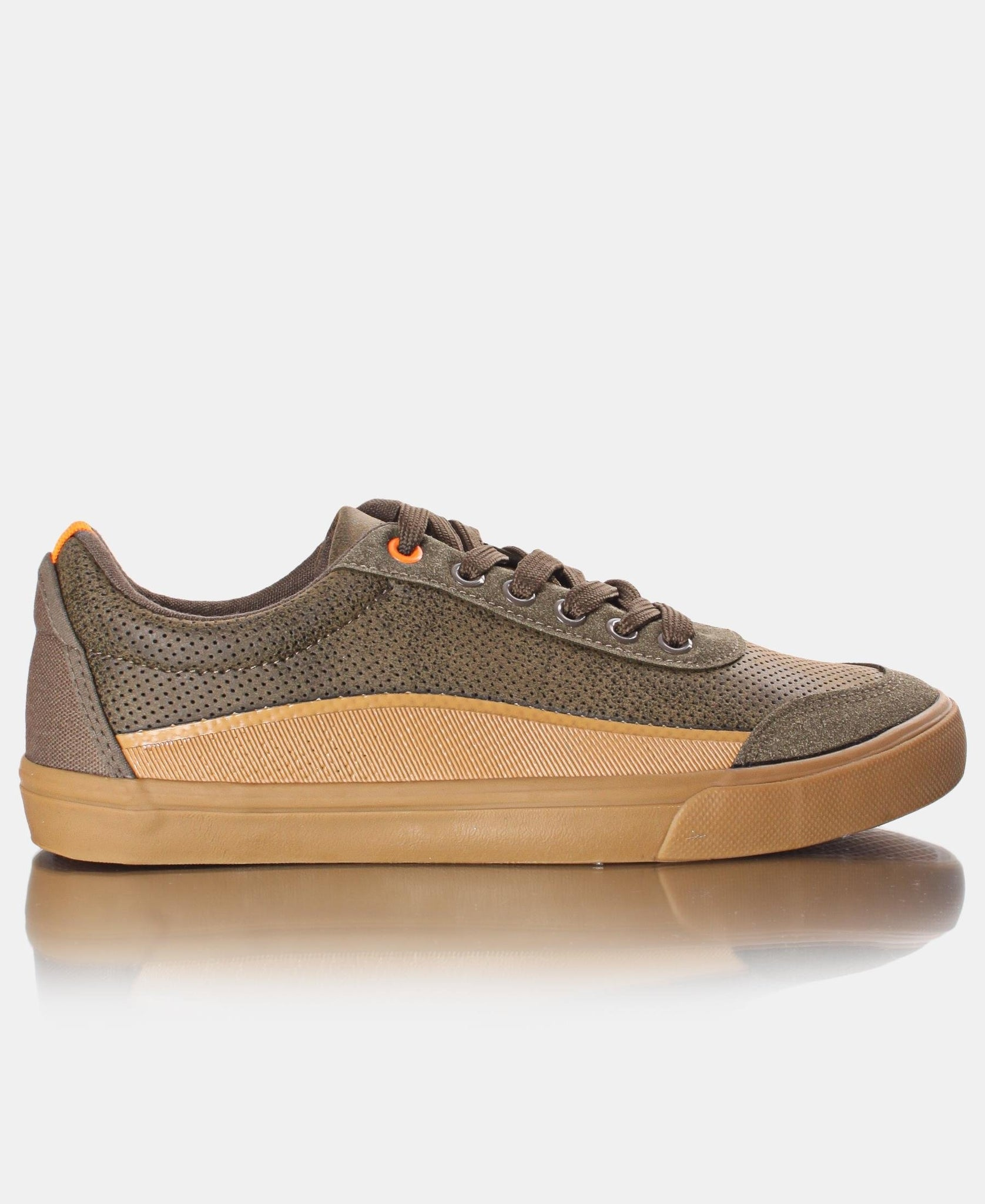 Men's Milano Sneakers - Olive