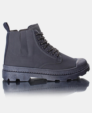 Men's Patrol Boots - Navy