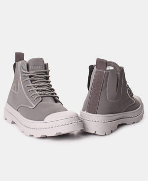 Men's Patrol Boots - Grey