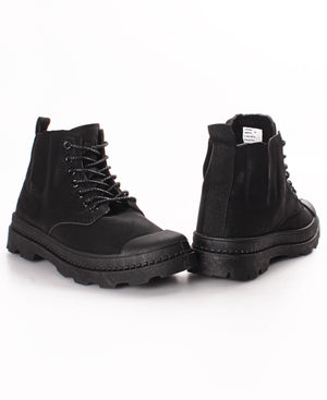 Men's Patrol Boots - Black