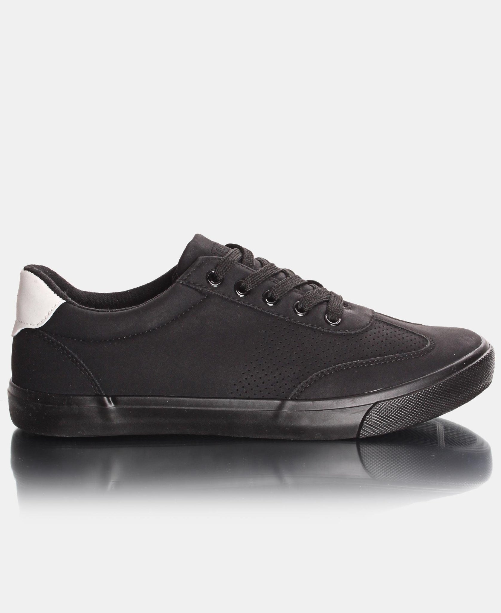 Men's React Sneakers - Black