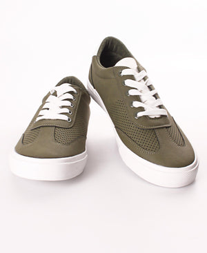 Men's React Sneakers - Olive