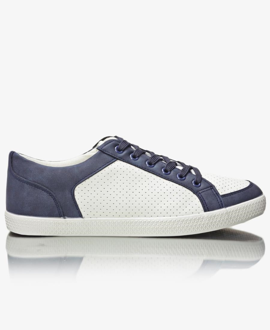 Men's Source - Navy-White