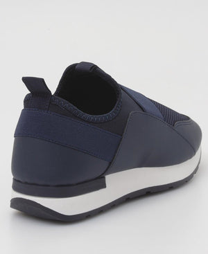Men's Storm Sneakers - Navy - planet54.com