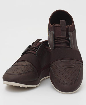 Men's Storm Sneakers - Choc