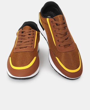 Men's Storm Sneakers - Tan