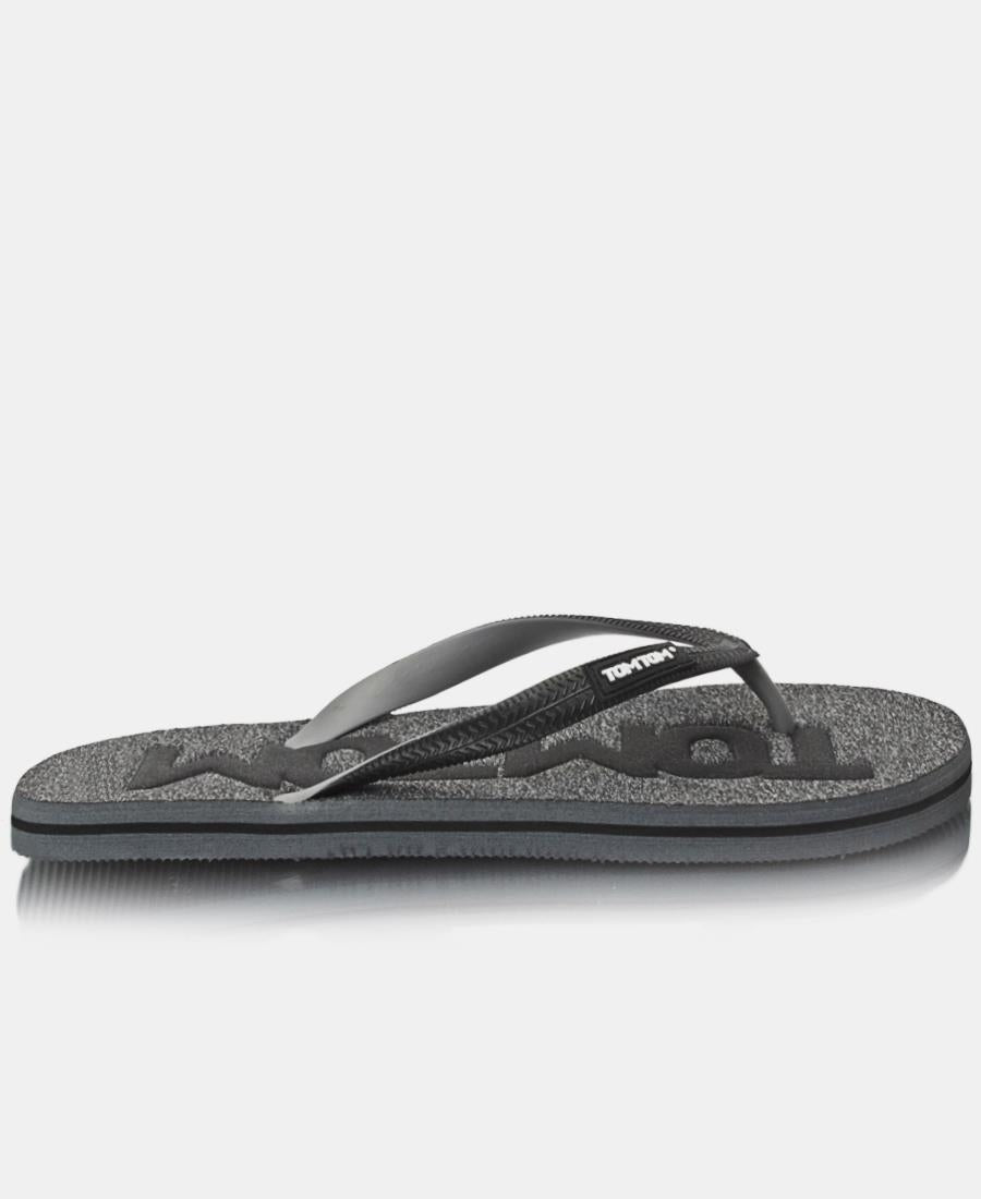Men's Surf Slipper - Black-Grey