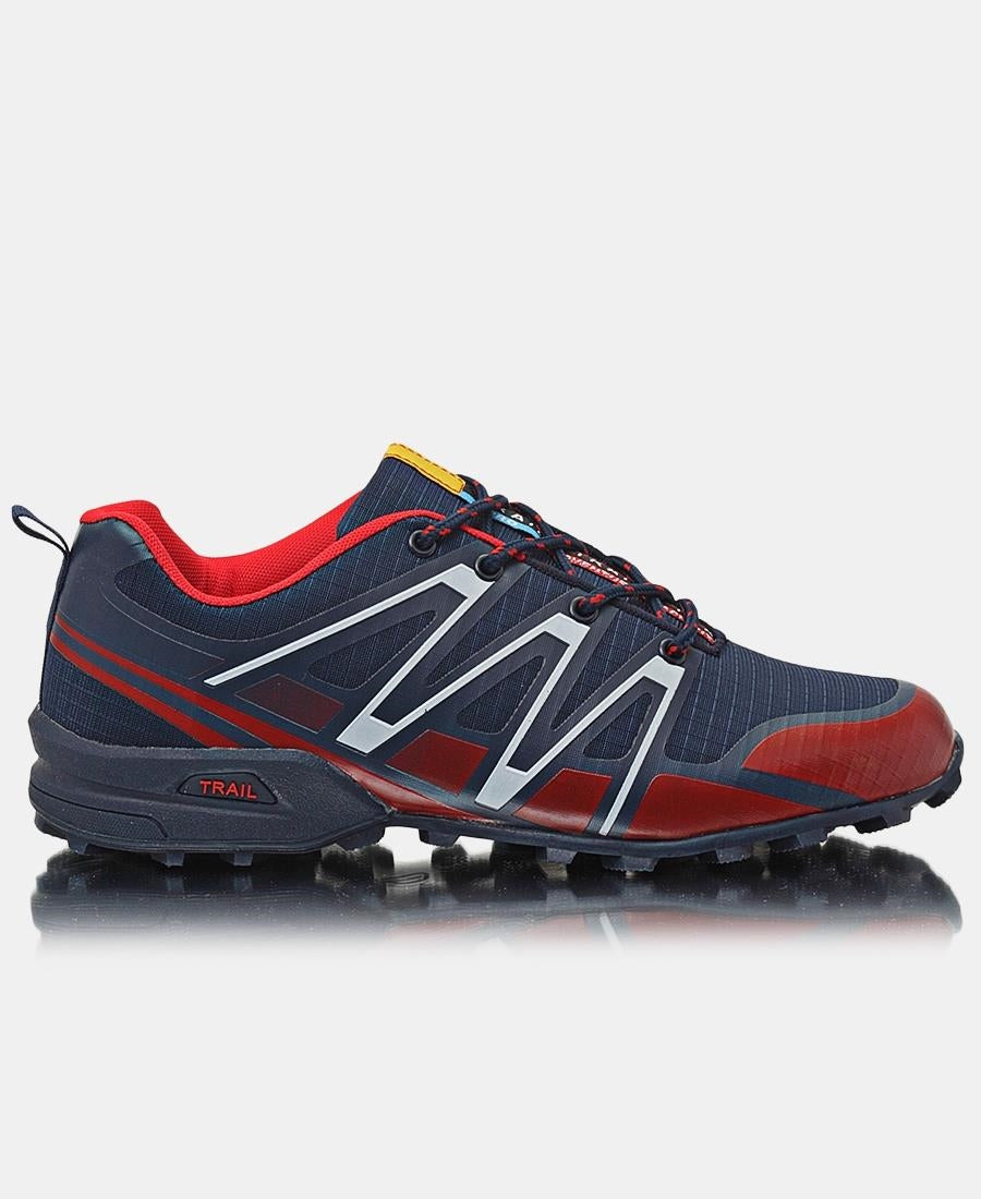Men's Trail Sneakers - Navy