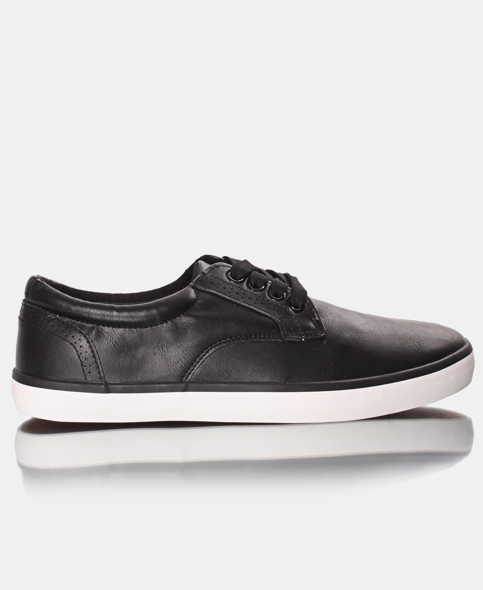 Men's Vandal Sneakers - Black
