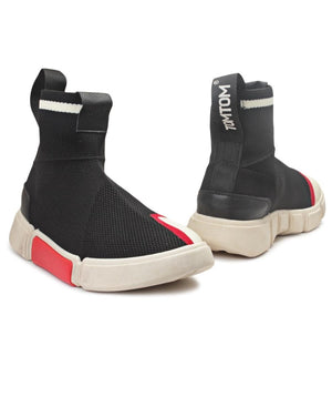 Men's Verge Sneakers - Black