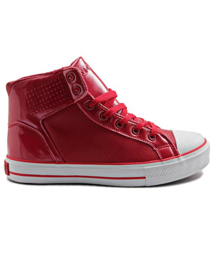 High Tops - Red