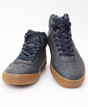 Youth Light High Wing Punch - Navy