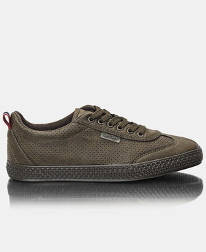Youth Light Wing Sneakers - Olive