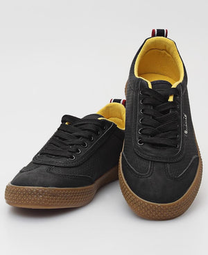 Youth Light Wing Sneakers - Black