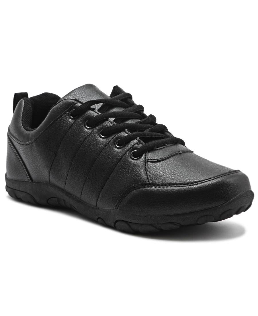 Youth Origin Lace Up - Black