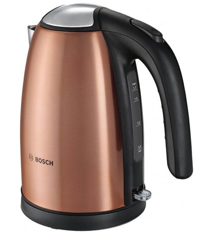 Bosch 1.7L Cordless Kettle - Rose Gold