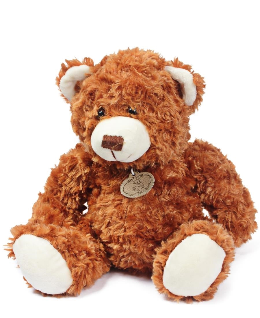 Stuffed Plush Teddy Bear - Brown