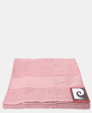 85X150cm Jacquard Border Bath Sheet - Mauve