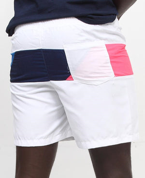 Men's Beach Shorts - Multi