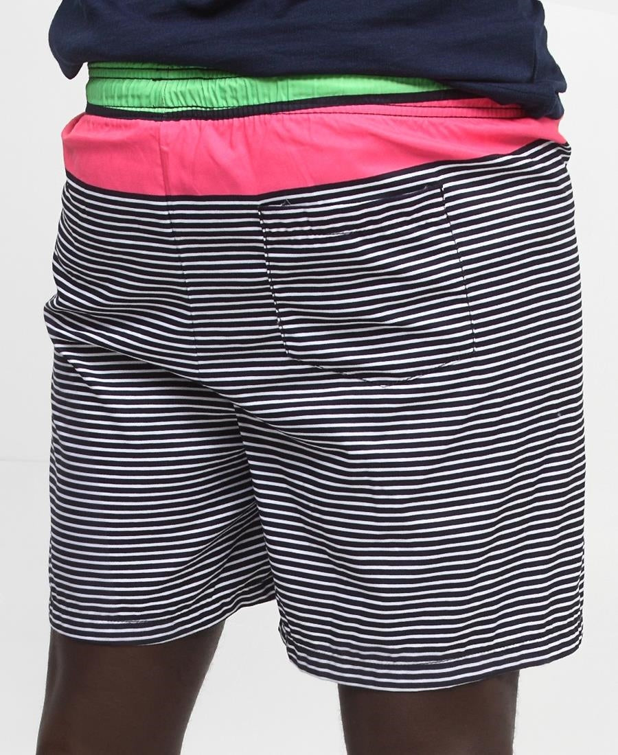 Men's Beach Shorts - Green