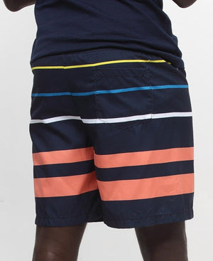Men's Beach Shorts - Navy