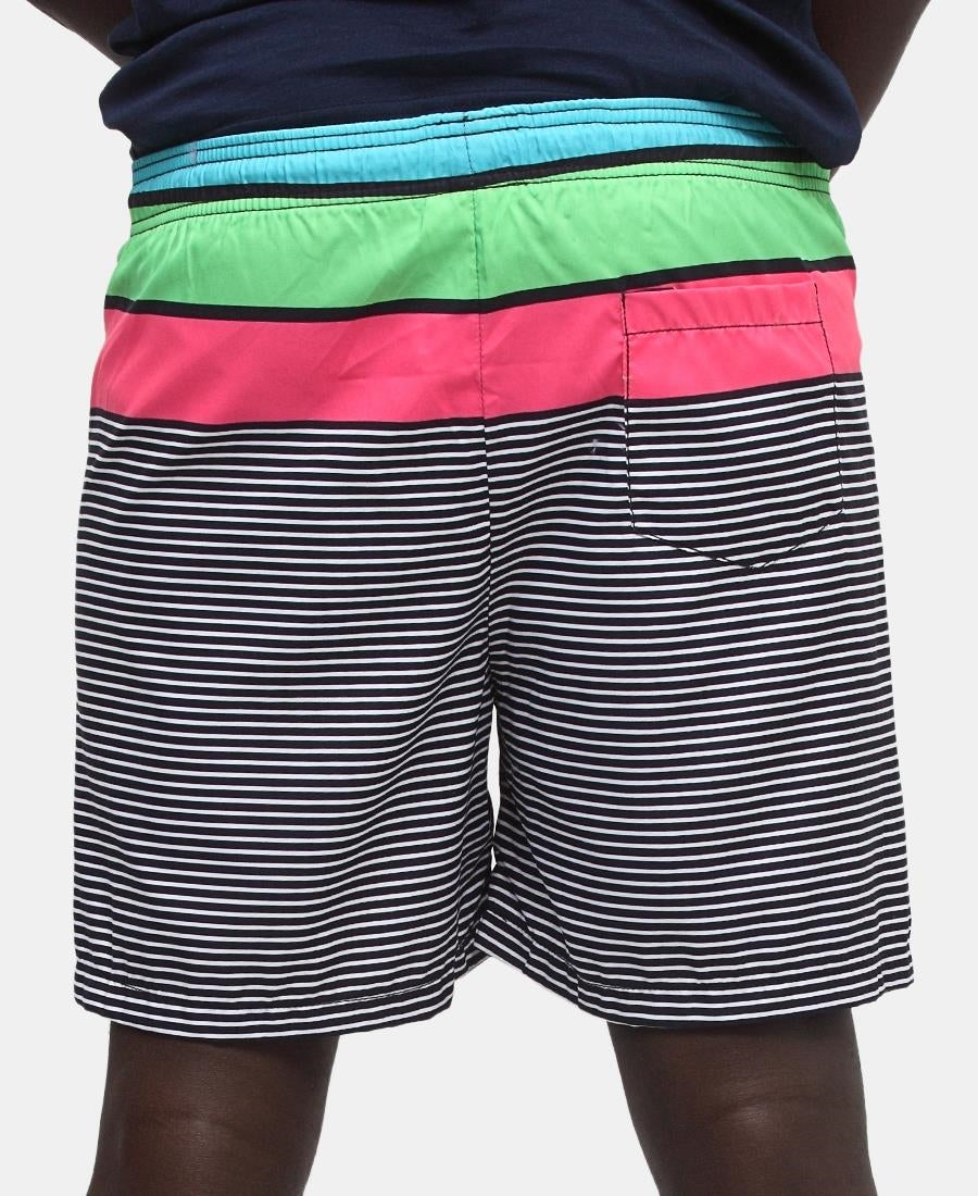Men's Beach Shorts - Blue