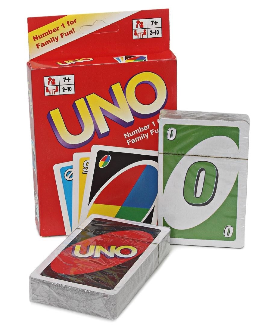 Uno Cards - Red