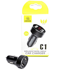 Car Charger - Black