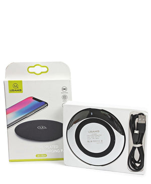 Iphone And Samsung Wireless Charger - Black