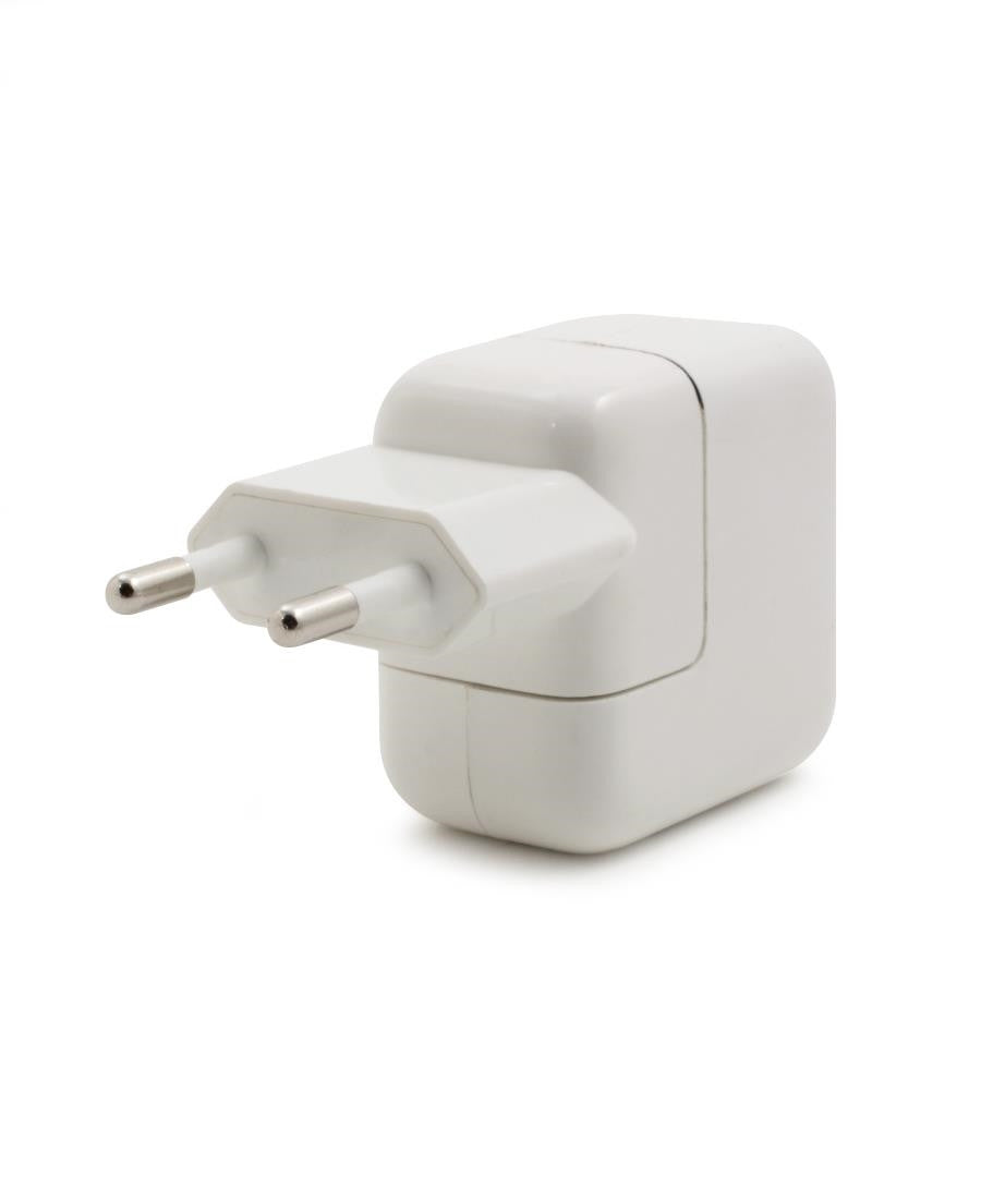 USB Power 4 Port Adapter  - White