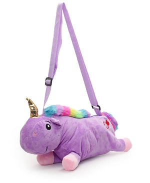 Unicorn Bag - Purple