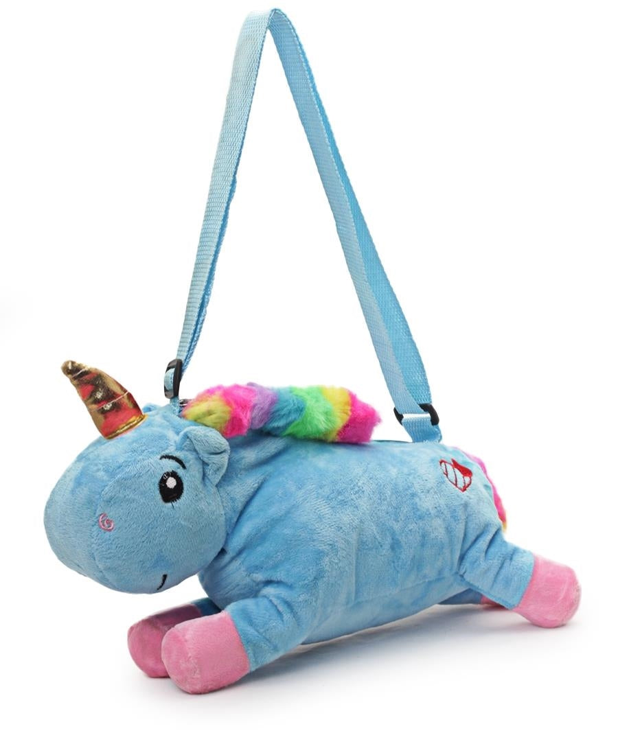 Unicorn Bag - Blue