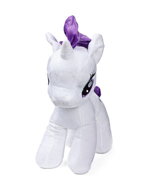 Stuffed Plush Unicorn - White