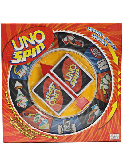 Uno Spin - Red