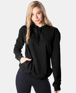 Unisex Hoody Jacket - Black