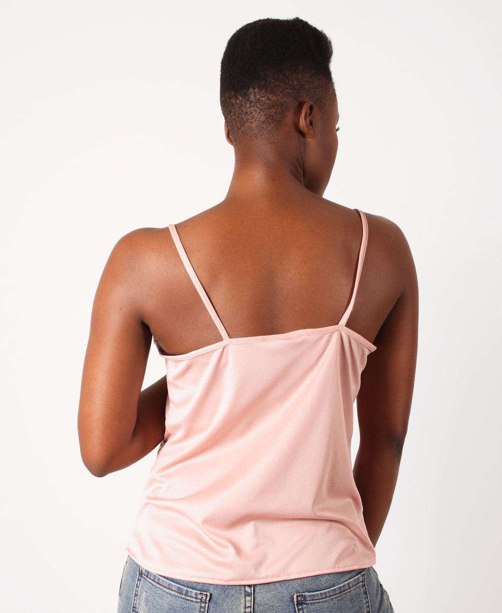 Strappy Camisole - Mink