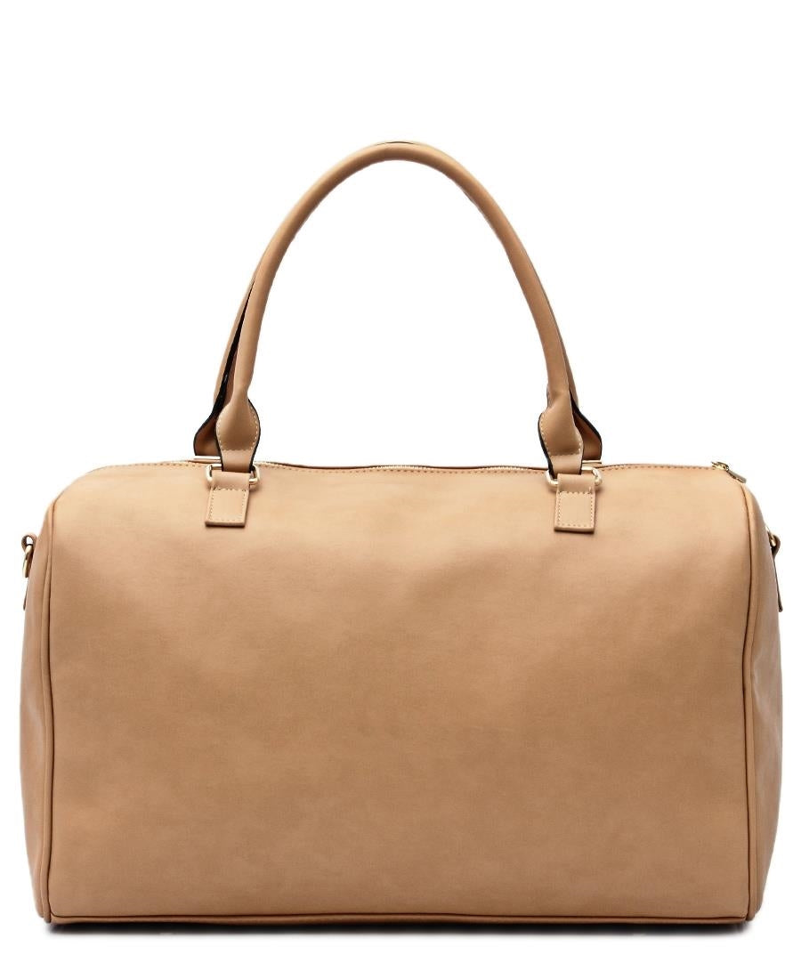 Weekend Bag - Camel