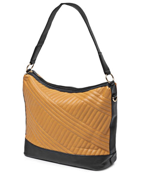 Shopper Bag - Mustard