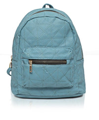 Embroided Backpack - Teal